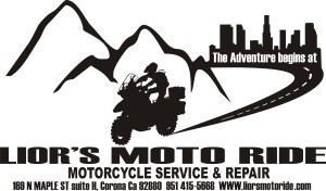 liors moto ride logo
